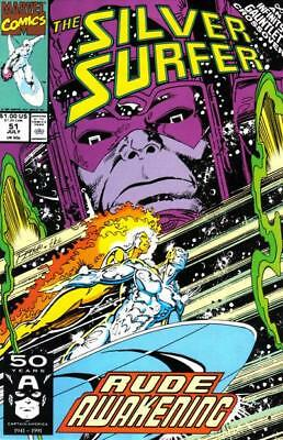 Silver Surfer #51 (Vol 3)
