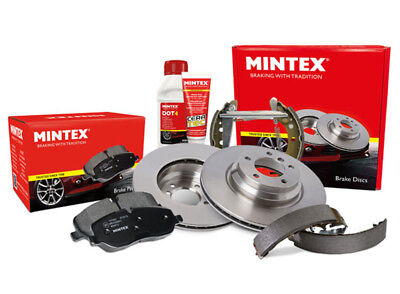 Mintex Front Rear Brake Caliper Accessory Fitting Kit MBA1301A