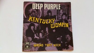 Deep purple kentucky woman single