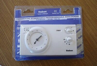Thermostat d'ambiance THEBEN RAM 784 R