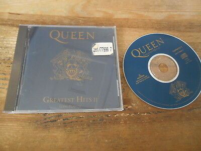 CD Pop Queen - Greatest Hits II (17 Song) PARLOPHONE jc