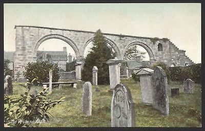 Scotland. Perth & Kinross. Blairgowrie. Auld Arches & Graveyard, Alyth. Old PC
