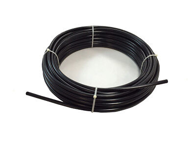 UG176 CB,HAM,SCANNER TRAM RG8X 95/% SHEILDED 100FT COAX CABLE,AMPHENOL PL259/'S