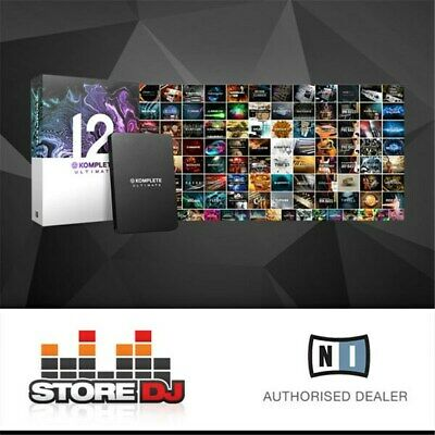 Native Instruments Komplete 12 Ultimate Music Production Suite