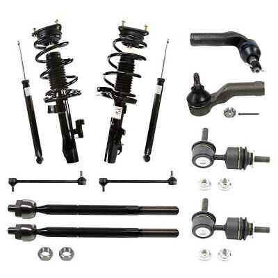New 12 Piece Suspension Package fits 06-14 Mazda 5 04-09 Mazda 3
