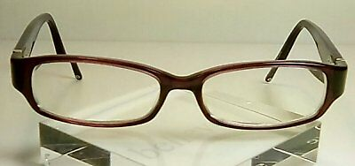 5bb7efc63100 COACH BERNICE (844) BROWN 51  15-135 Eyeglass Sunglass Frames  39.99 ...