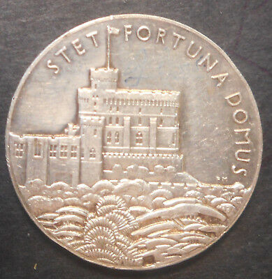 Great Britain 1935  KGV Jubilee Official Sterling Silver Medal