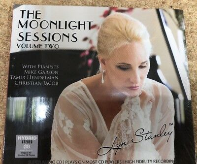 Lyn Stanley - The Moonlight Sessions - Vol Two - SACD Super Audio Cd Hybrid NEW