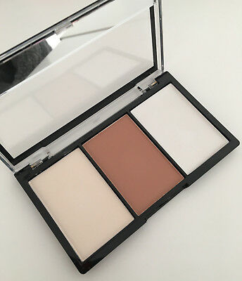 MAKEUP REVOLUTION Ultra Contour Kit ~ Highlighting CONTOURING Powder & Cream 02