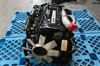 Jdm Nissan Skyline Gtr R32 Rb26Dett Engine Awd Transmission Rb26Det Turbo