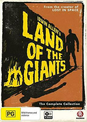 Land Of The Giants : Limited Edition | Complete Series - DVD Region 4 Free Shipp