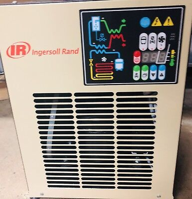 Ingersoll Rand Refrigerated Air Dryer Parts D180in Manual