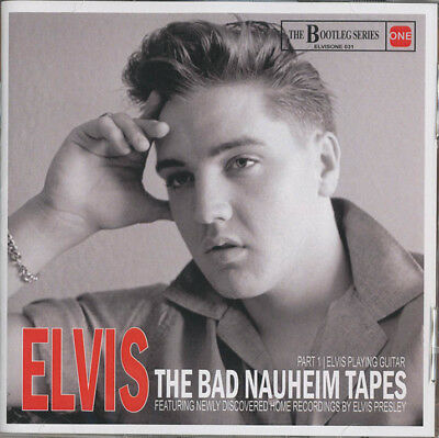 Elvis Collectors CD - The Bad Nauheim Tapes - Part 1 & 2  - Free Shipping