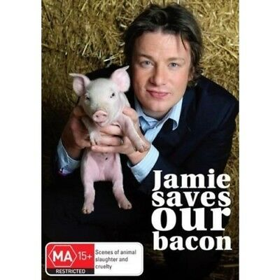Jamie Saves Our Bacon DVD(Australian Shipping Free)
