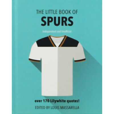 The Little Book Of Spurs (Hardback), Non Fiction Books, Brand New