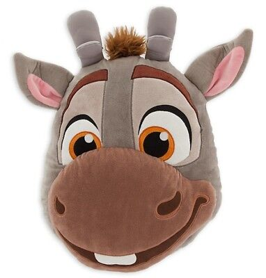 Disney baby sven Cushion christmas Frozen Pillow Store Soft Toy new with tags