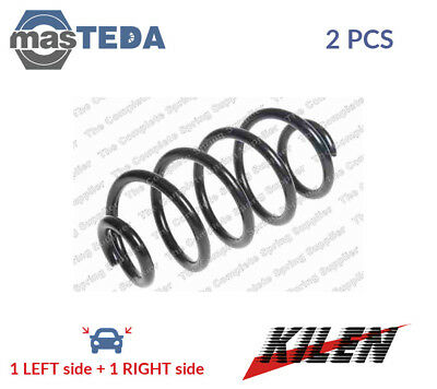 2x KILEN REAR COIL SPRING PAIR SET 59044 P NEW OE REPLACEMENT