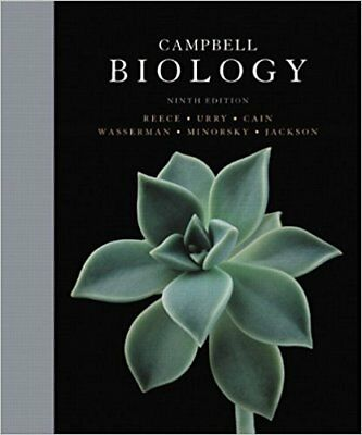 [PDF] Campbell Biology 9th Edition by Jane B. Reece - Instant Email Delivery