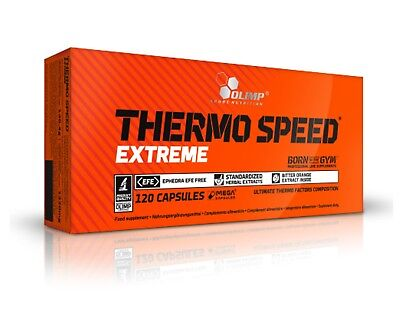 OLIMP Thermo Speed Extreme 15-120 MEGA CAPS Fat burner Weight loss Diet Pills
