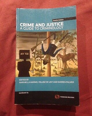 Crime and Justice: A Guide to Criminology 4th Edition