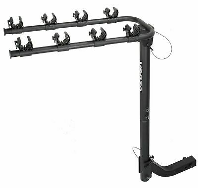 "VENZO 4 Bicycle Bike Rack 2"" Hitch Mount Car Carrier"