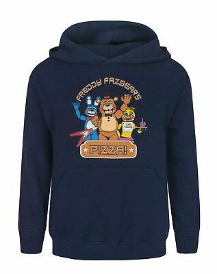 Five Nights At Freddy's Pizza Boy's Hoodie
