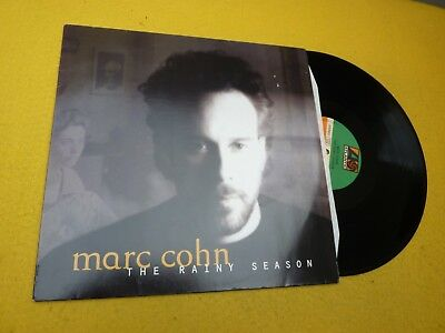 Marc Cohn ‎– The Rainy Season (EX/M-) 1993 Ultra rare press vinyl Lp ç