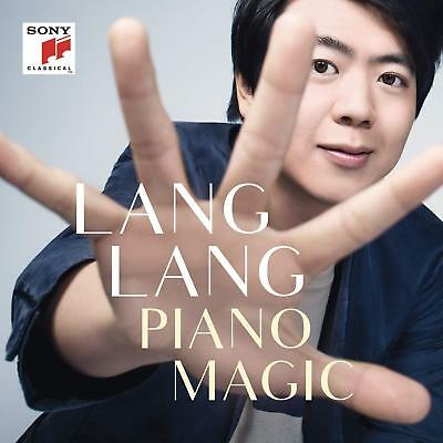 Lang Lang - Piano Magic [CD] Sent Sameday*