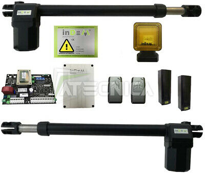 KIT gate automation swing universal FAAC ECO Kit 412 APRIMATIC G-MATIC