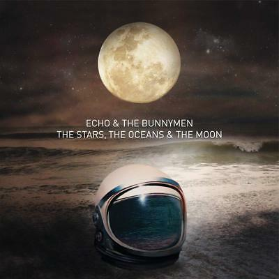 Echo And The Bunnymen - The Stars Oceans And Moon [CD] Sent Sameday*