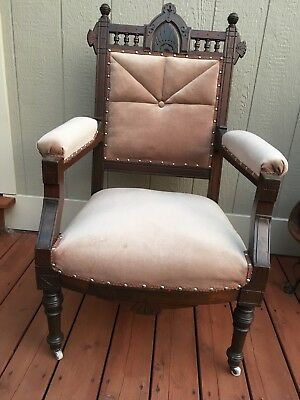 Antique Armchair unrestored
