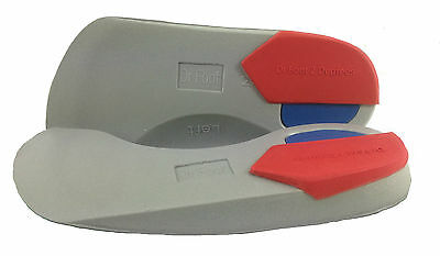 Dr Foot Pro Supination Insoles (3/4 length) Pair