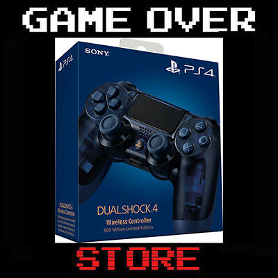 Sony Ps4 Dualshock 500M Limited Edition V2 Controller Playstation Nuovo