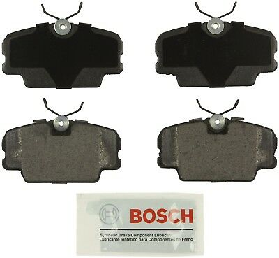 NEW BMW E30 3 Series Mercedes W124 190E Saab 9000 Front Disc Brake Pad Set Bosch