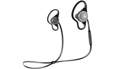 LG Force Fitness Water and Sweat Resistant Stereo Bluetooth Headset - Black