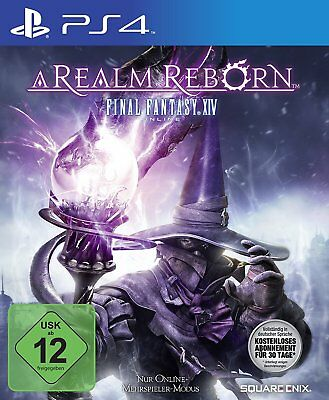 Final Fantasy XIV - A Realm Reborn (Sony Playstation 4)