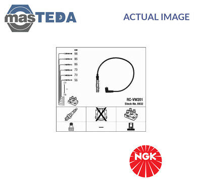 Ngk Ignition Cable Set Leads Kit 0932 P New Oe Replacement