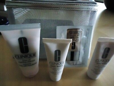 CLINIQUE  Reise-Set Kosmetiktasche mit 4 Artikeln even better