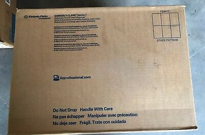 Kimberly-Clark Universal Folded Towel Dispenser - 09905 Brand New In Box