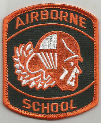 US Army Airborne School Patch