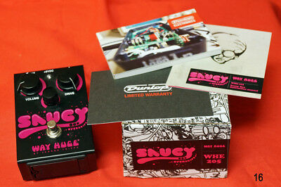 #62-16 Way Huge® Saucy Box™ Overdrive