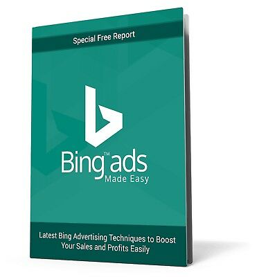 Bing Ads Made Easy- Bing Ads Training, Make Money With Bing Ads,