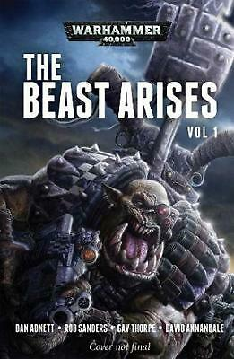 Beast Arises: Volume 1 by Dan Abnett Paperback Book Free Shipping!
