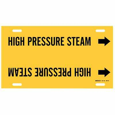 High Pressure Steam,10 to 15 In BRADY 4077-H