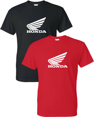 Honda T-Shirt Honda Collection Corporate Wing Logo Unisex T-Shirt