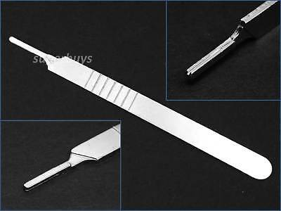 No. 3 Stainless Steel Scalpel Handle For # 10 11 12 13 14 15 16 Surgical Blades
