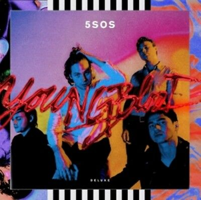 5 Seconds of Summer - [Youngblood] Album CD Sealed