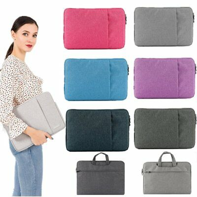 "Notebook Laptop Hand Bag Sleeve Case For 13.3"" 15"" Macbook Mac Air/Pro/Retina IU"
