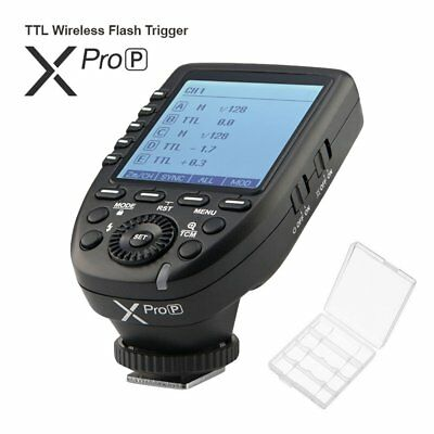 Godox XPro-P 2.4G TTL Wireless X System Flash Trigger Kit for PENTAX Cameras
