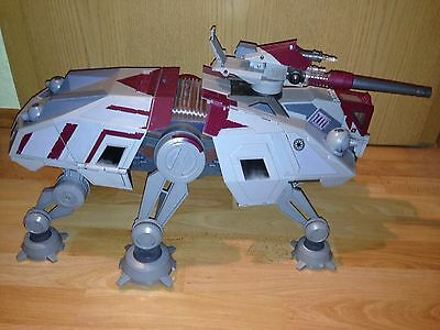 Hasbro Star Wars  AT-TE Clone Wars Imperium